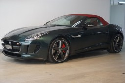 JAGUAR F-Type Convertible S 5.0 V8 S/C