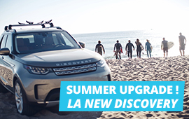 Summer upgrade! La New Discovery