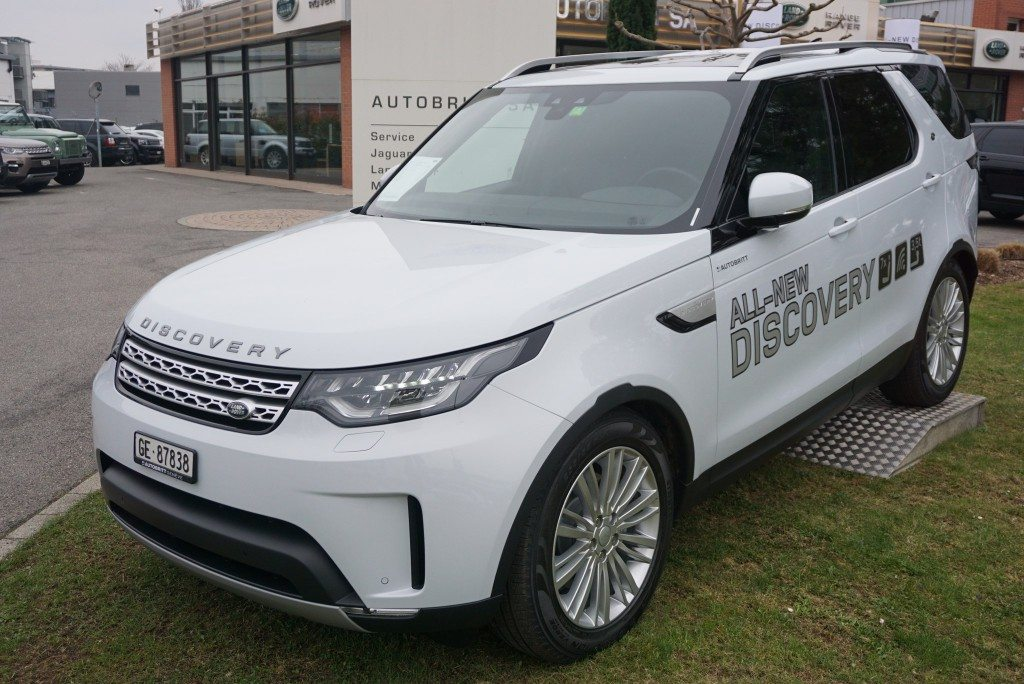 LAND ROVER Discovery 2.0 SD4 HSE Automatic