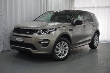 LAND ROVER Discovery Sport 2.0 SD4 SE AT9