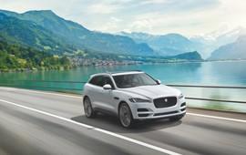 F-PACE, le nouveau SUV de Jaguar