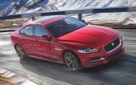 Nouvelle Jaguar XE AWD