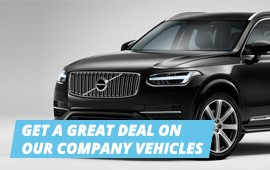GET A GREAT DEAL ON OUR COMPANY VEHICLES