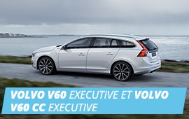 Volvo V60 & V60 Cross Country Executive