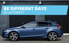 Be different day Volvo