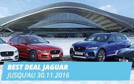 Profitez des Best Deals Jaguar