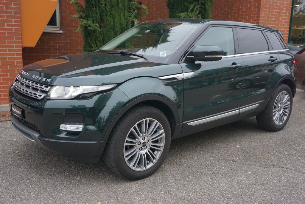 land rover rr evoque 2 0 suv tout terrain land rover superbe range rover evoque finition. Black Bedroom Furniture Sets. Home Design Ideas