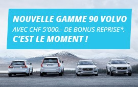 NOUVELLE GAMME 90 VOLVO