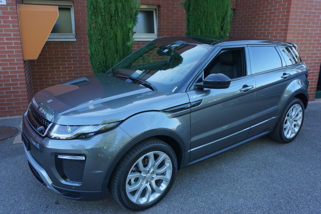 RANGE ROVER Range Rover Evoque 2.0 TD4 SE Dynamic AT9