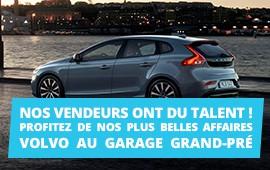 Nos vendeurs Grand Pré Volvo ont du talent!