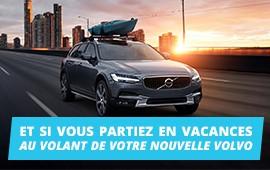 Profitez dès aujourd'hui de nos offres Volvo aux Acacias
