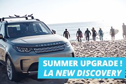 Summer upgrade ! La New Discovery