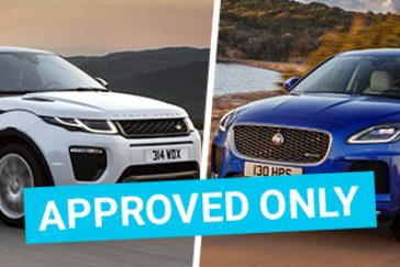 APPROVED ONLY Jaguar-Land Rover