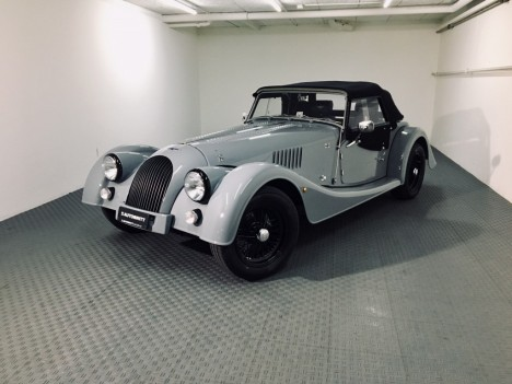 MORGAN Plus 4 2.0 Swiss Pack