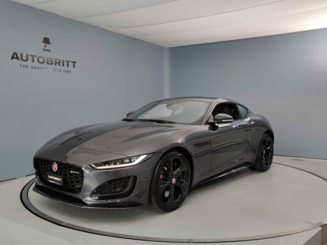JAGUAR F-Type Coupé 5.0 V8...