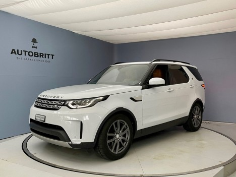 LAND ROVER Discovery 2.0...