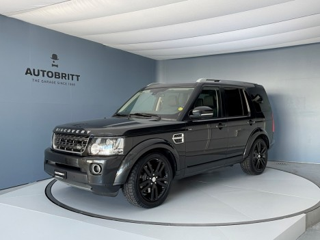 LAND ROVER Discovery 3.0...