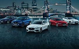 Bonus 90 Years Célébration sur toute la gamme Jaguar