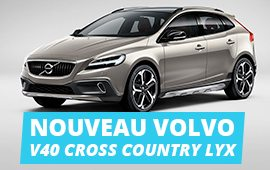 LA VOLVO V40 CROSS COUNTRY LYX