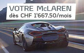 McLaren 540C Sports Series