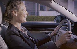 Volvo est le premier constructeur à intégrer «Skype for Business» de Microsoft