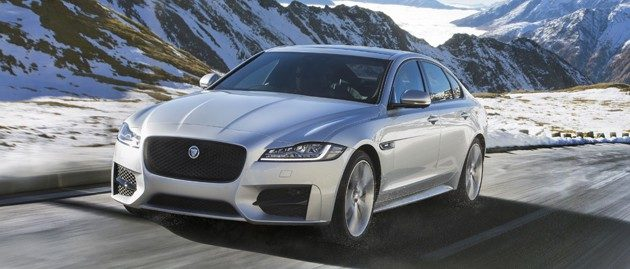 THE ALL-NEW JAGUAR XF AWD IS HERE!