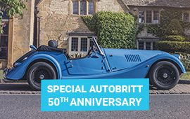 Autobritt 50th Anniversary Edition