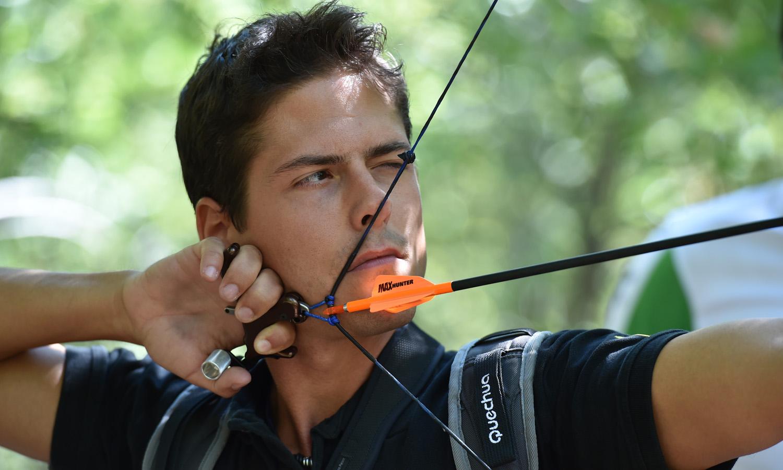 Top Archery au Château de Jussy