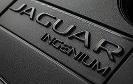 Jaguar : moteur Ingenium