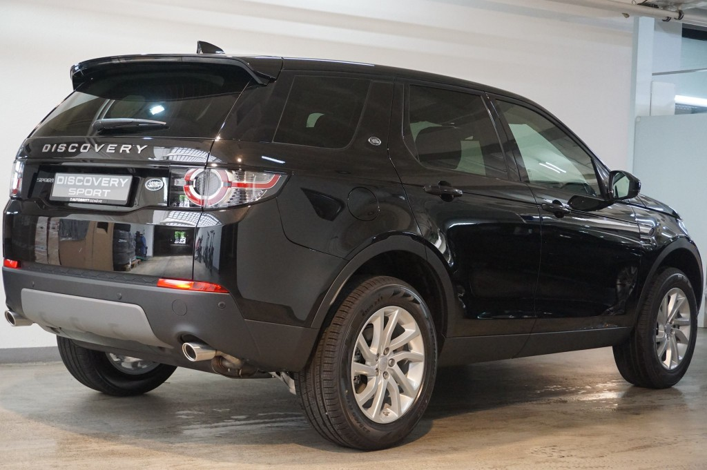 land rover discovery sport 2 0 td4 se at9 autobritt. Black Bedroom Furniture Sets. Home Design Ideas