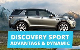 Discovery Sport Advantage & Dynamic