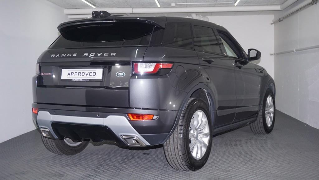 range rover range rover evoque 2 0 td4 se dynamic at9 autobritt. Black Bedroom Furniture Sets. Home Design Ideas