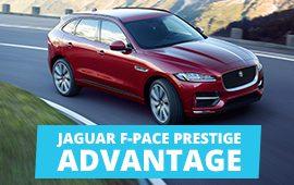 Jaguar F-Pace Prestige advantage