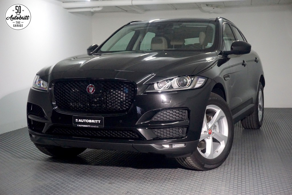 jaguar f pace 25t prestige advantage awd automatik autobritt. Black Bedroom Furniture Sets. Home Design Ideas