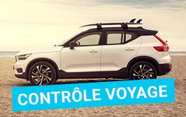 Contrôle Voyage – Volvo