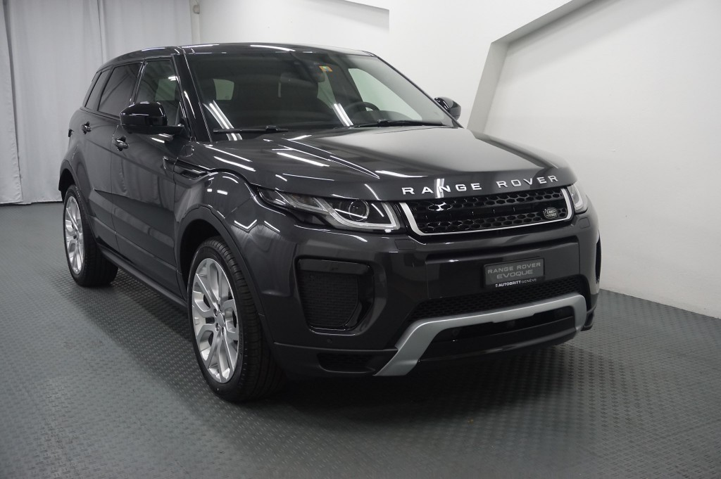 range rover range rover evoque 2 0 si4 se dynamic at9 autobritt. Black Bedroom Furniture Sets. Home Design Ideas