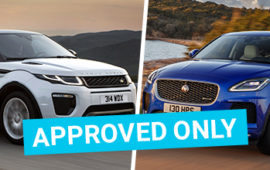 APPROVED ONLY Jaguar-Land Rover