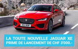 La toute nouvelle Jaguar XE