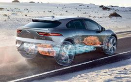 Offre spéciale Jaguar I-PACE 100% ELECTRIC