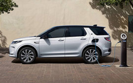 La gamme Plug-In Hybride de Land Rover s'agrandit