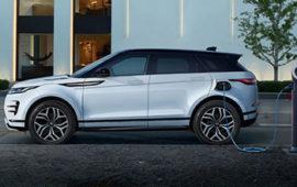 Prime CO2 sur toute la gamme PHEV Land Rover