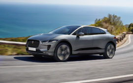 Offre exceptionnelle, Jaguar I-Pace Leasing à 0%