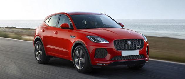 Optez pour la Jaguar E-Pace ! LEASING 0.9%* + PRIME STOCK CHF 2'000.-