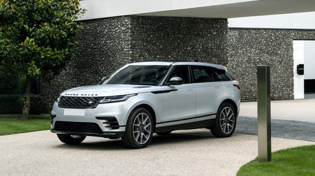 Nouveau: Range Rover Velar Hybrid
