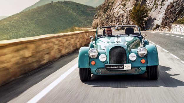THE ALL-NEW MORGAN PLUS FOUR